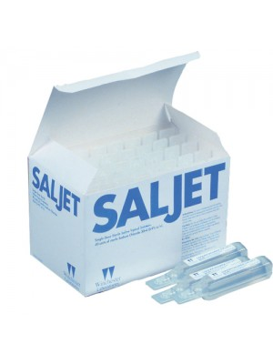 Saljet solution saline stérile -  Unidose 30 ml